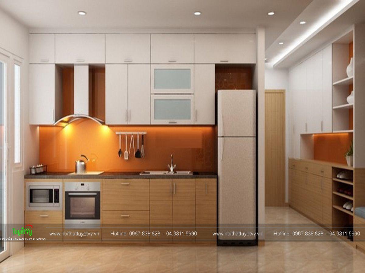 nội thất phòng bếp ecolife
