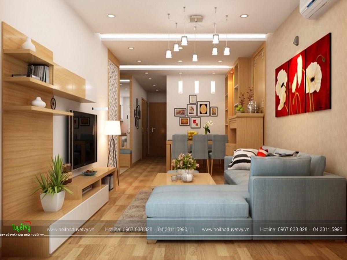 nội thất phòng khách ecolife