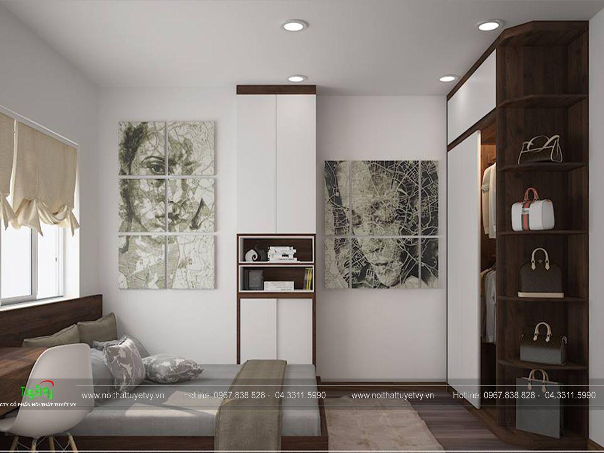 nội thất phòng ngủ ecolife