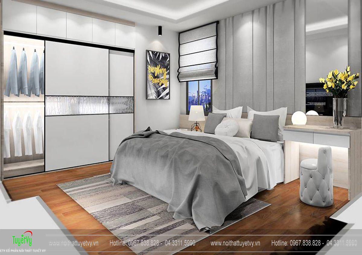 Thiết kế nội thất Five Star - Căn hộ P