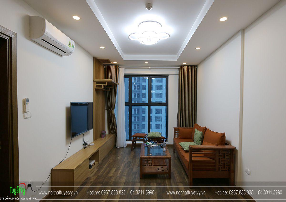 nội thất phòng khách goldmark 2