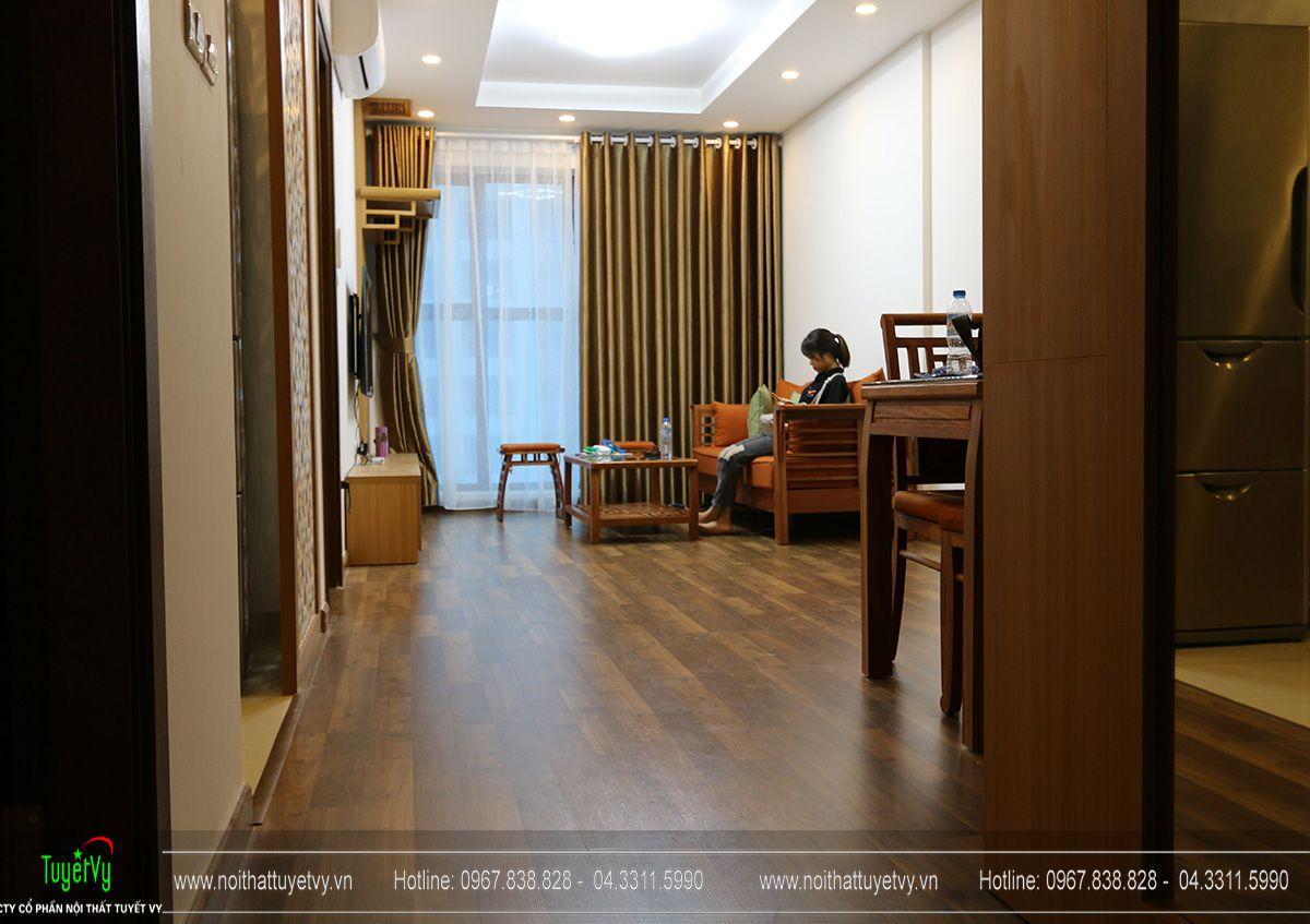 Nội thất phòng khách goldmark