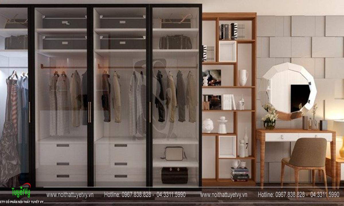Thiết kế nội thất chung cư Goldmark Ruby 1 căn 9 - 06