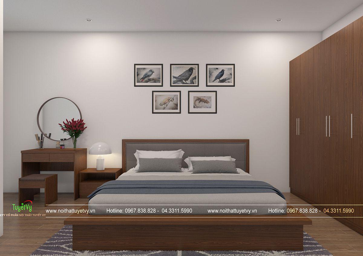 Thiết kế nội thất chung cư giá rẻ Mipec Long Biên 05