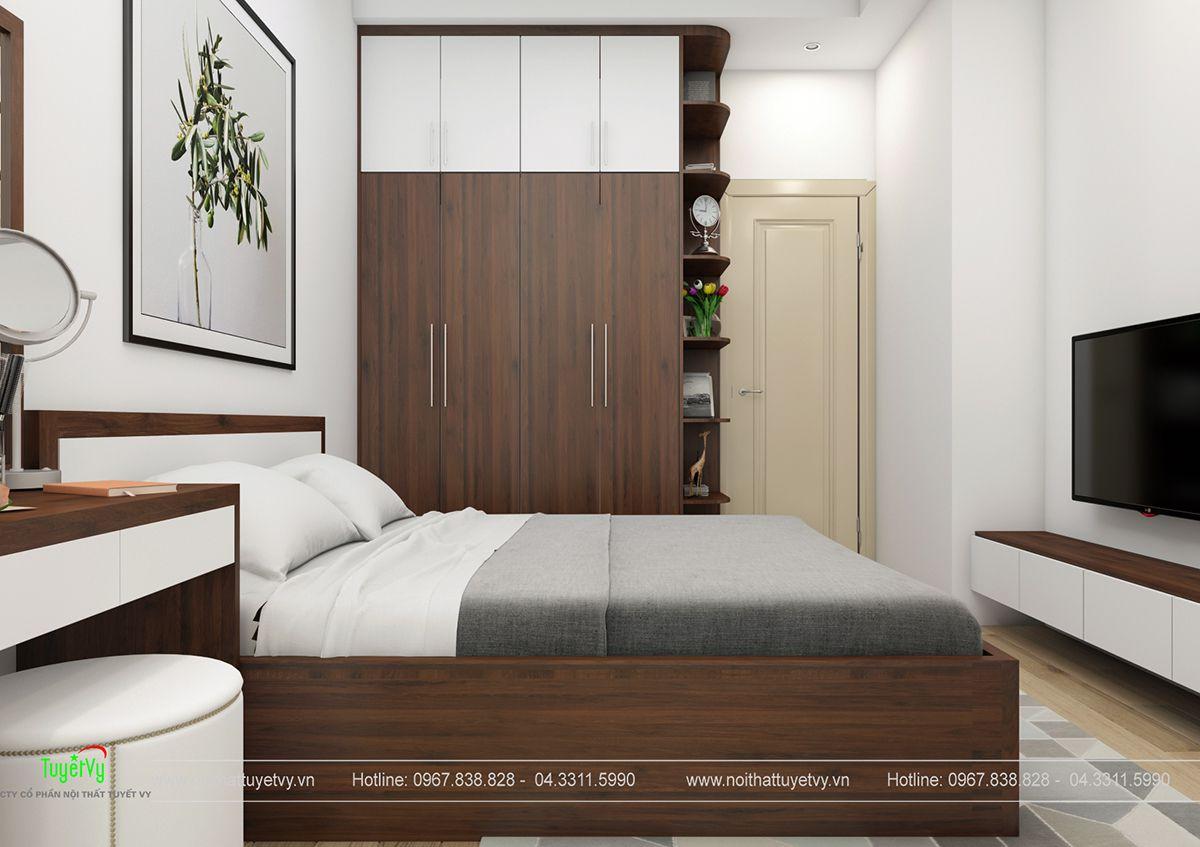 Nội thất chung cư giá rẻ Thăng Long Victorya 10