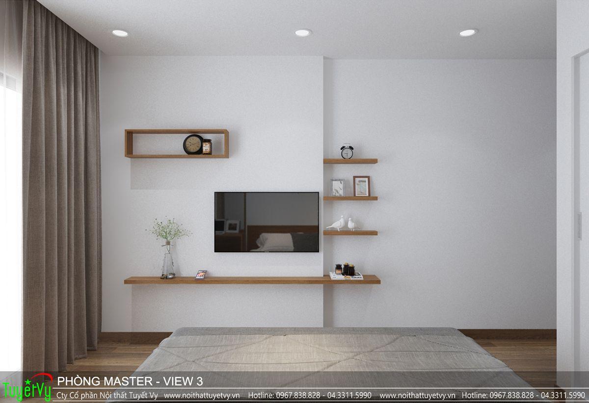 Thiết kế nội thất chung cư time city 05