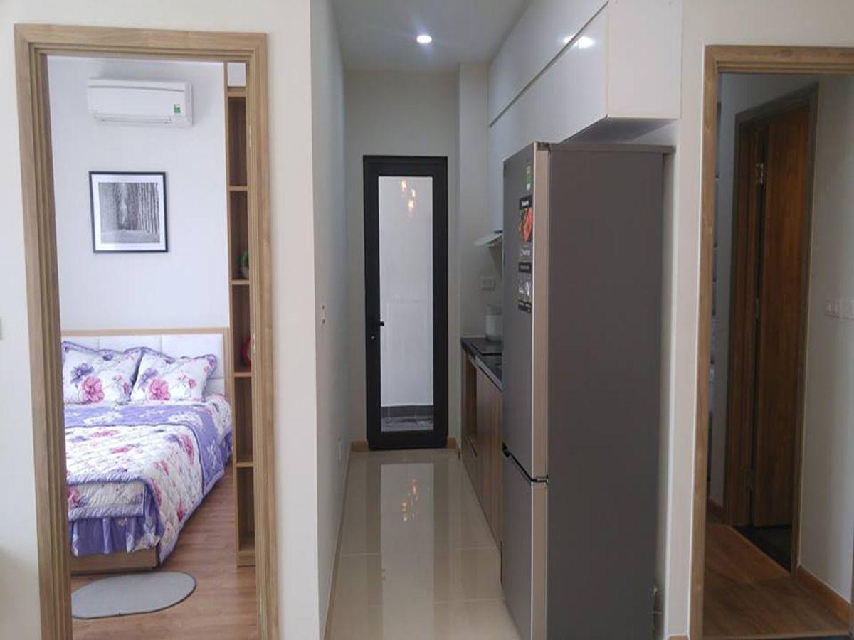 thiết kế nội thất chung cư xuân mai