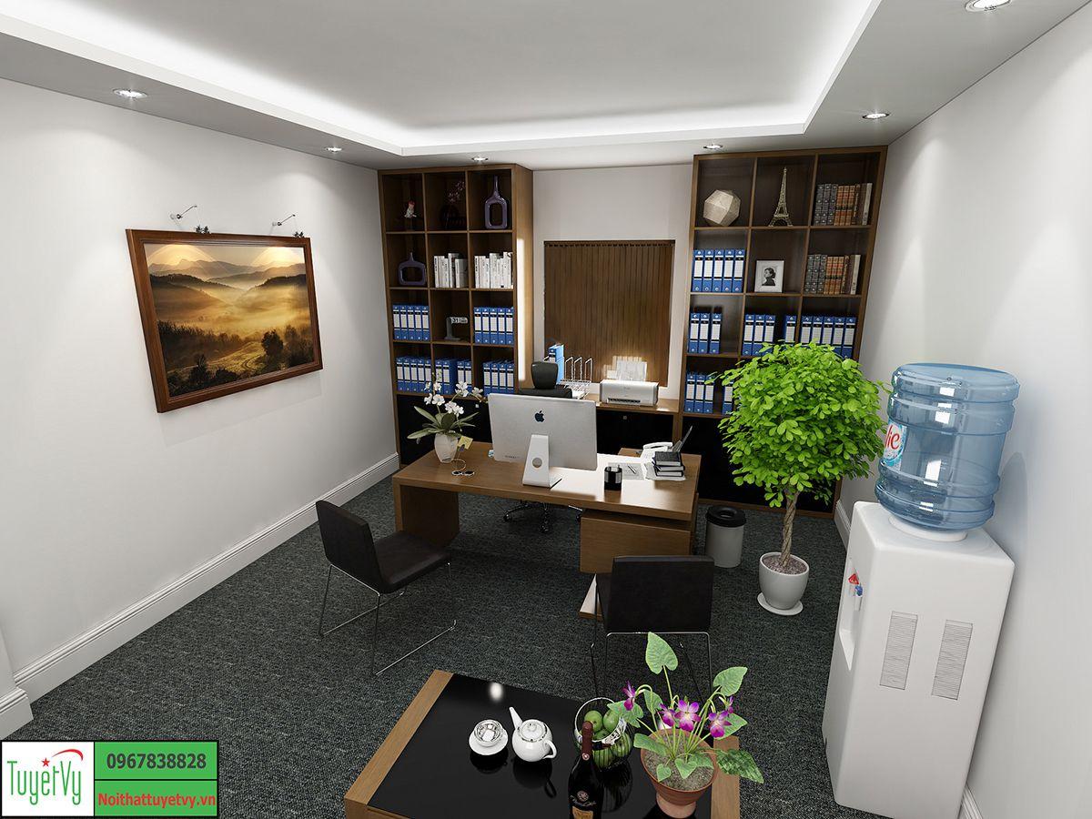 phòng làm việc của giám đốc