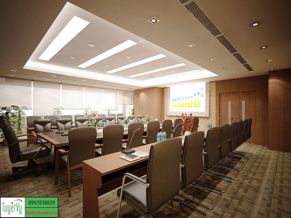 Nội thất phòng họp đẹp và hiện đại