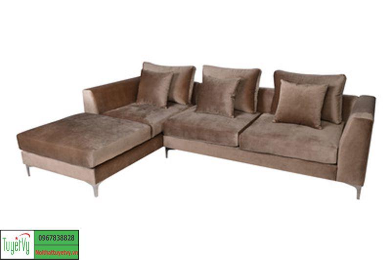 Sofa Nỉ hiện đại