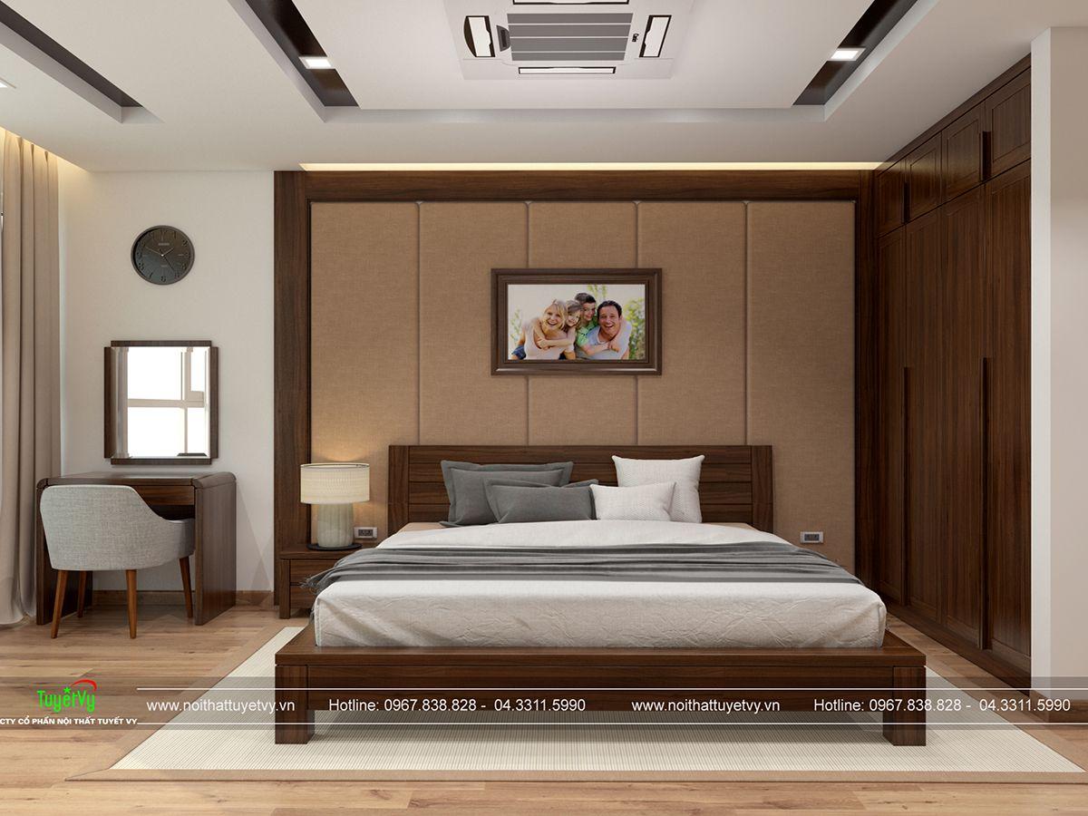 Giường ngủ giá rẻ tại hà nội