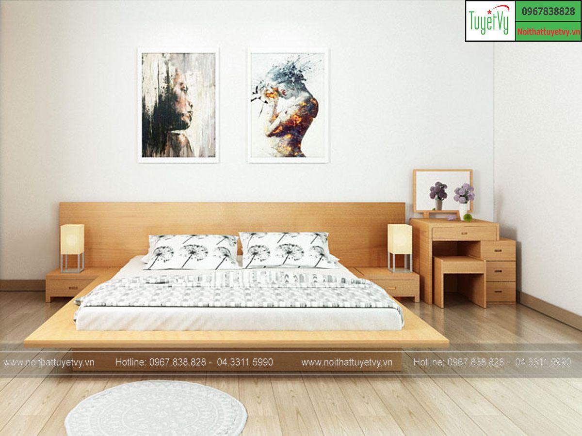 Mẫu giường cưới đẹp