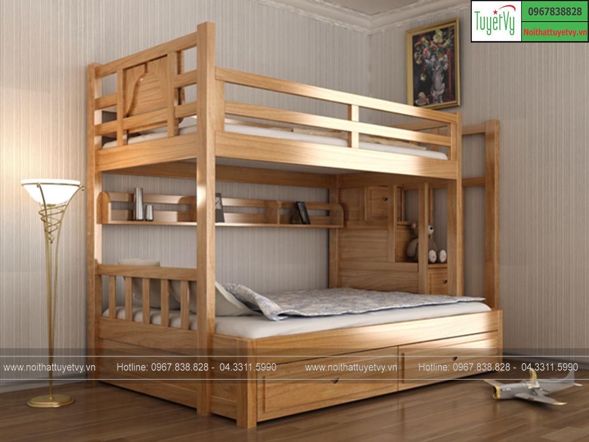 Giường tần hiện đại