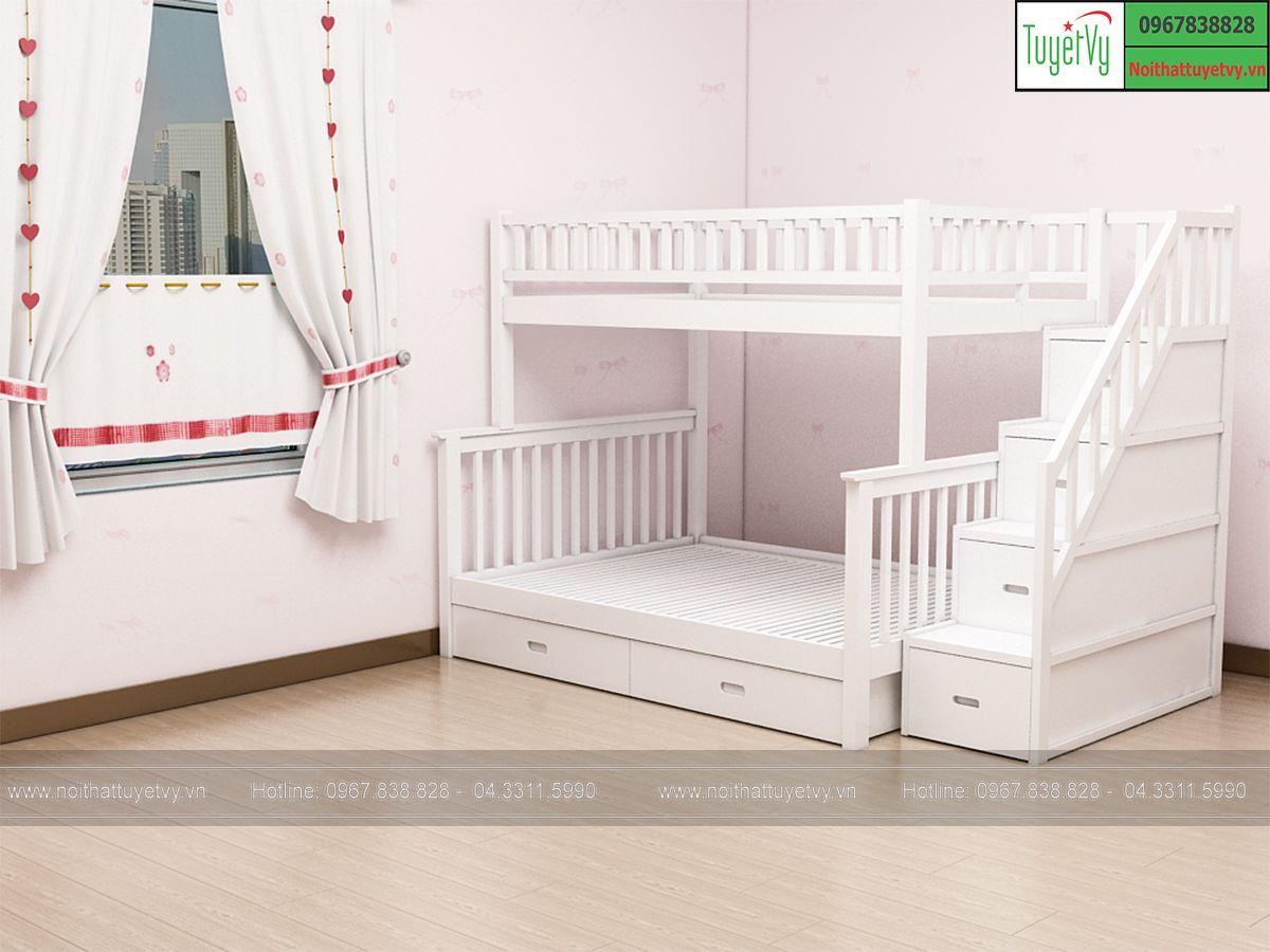 Giường tầng thanh lý
