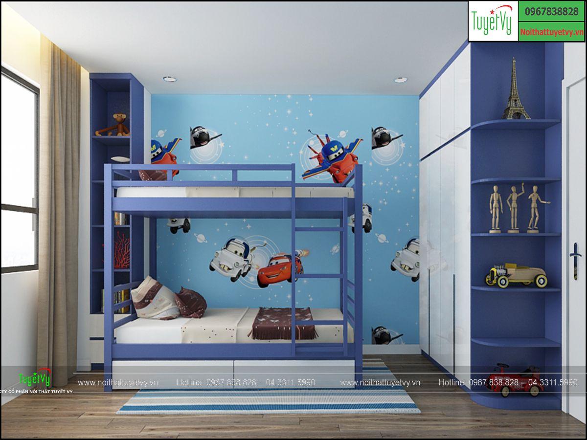 Phòng ngủ trẻ em đẹp