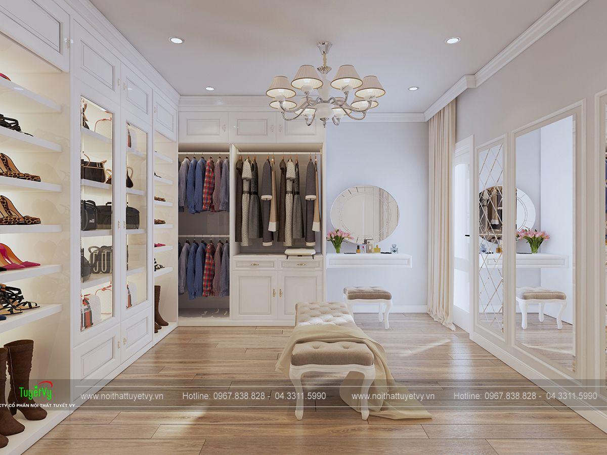 Tủ quần áo cao cấp