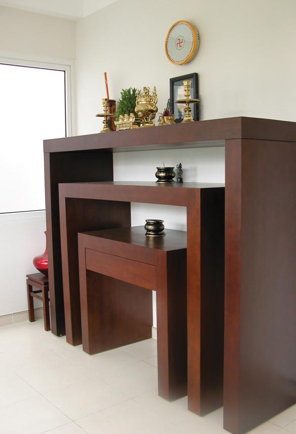 Mẫu bàn thờ gỗ giá rẻ