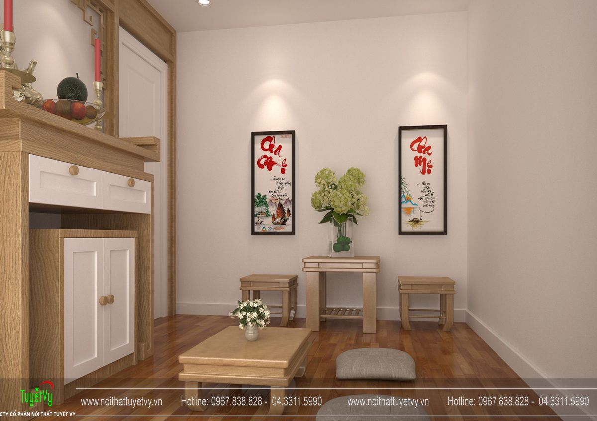 Tủ thờ chung cư