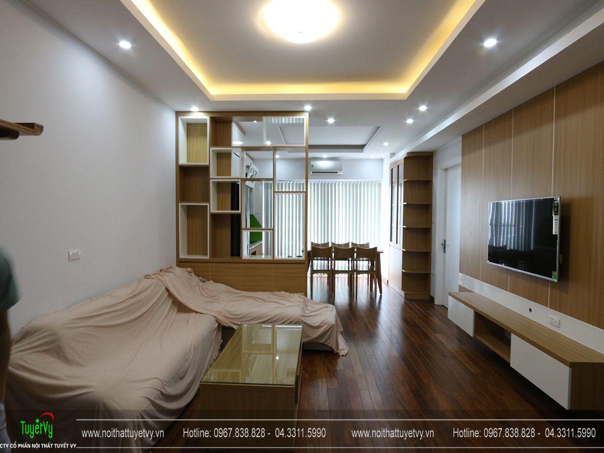 Nội thất phòng khách meco complex 03