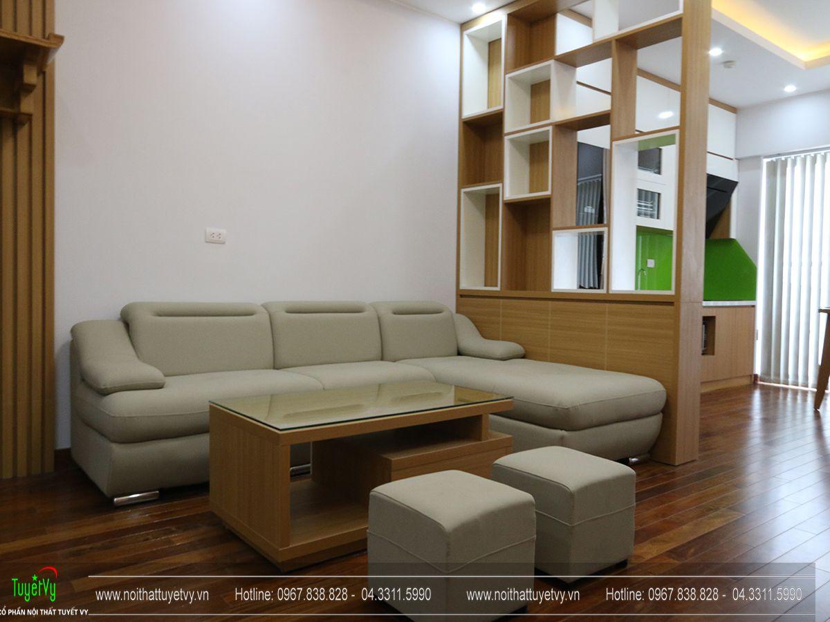 Nội thất phòng khách meco complex 04