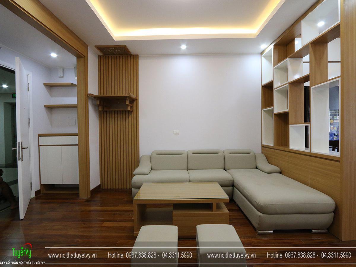 Nội thất phòng khách meco complex 05