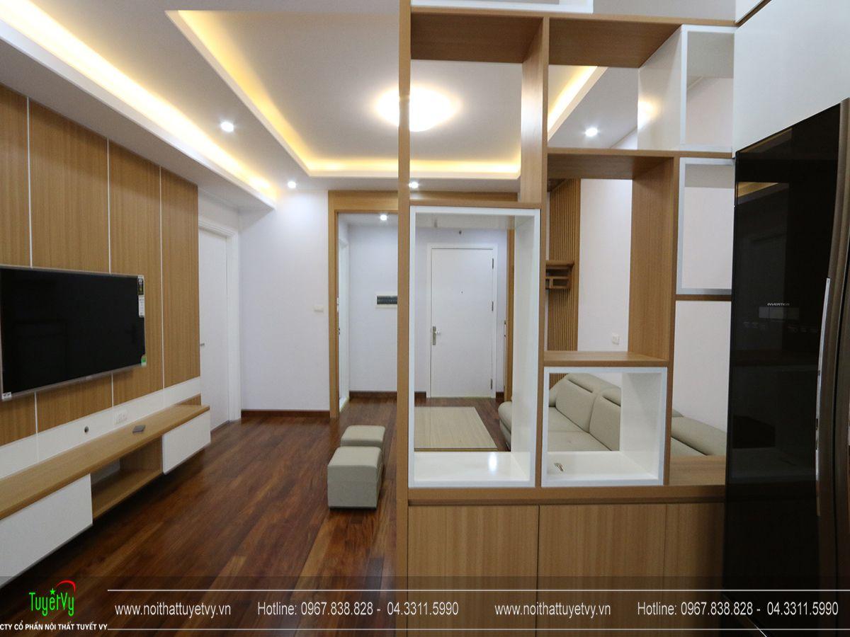 Nội thất phòng khách meco complex 06