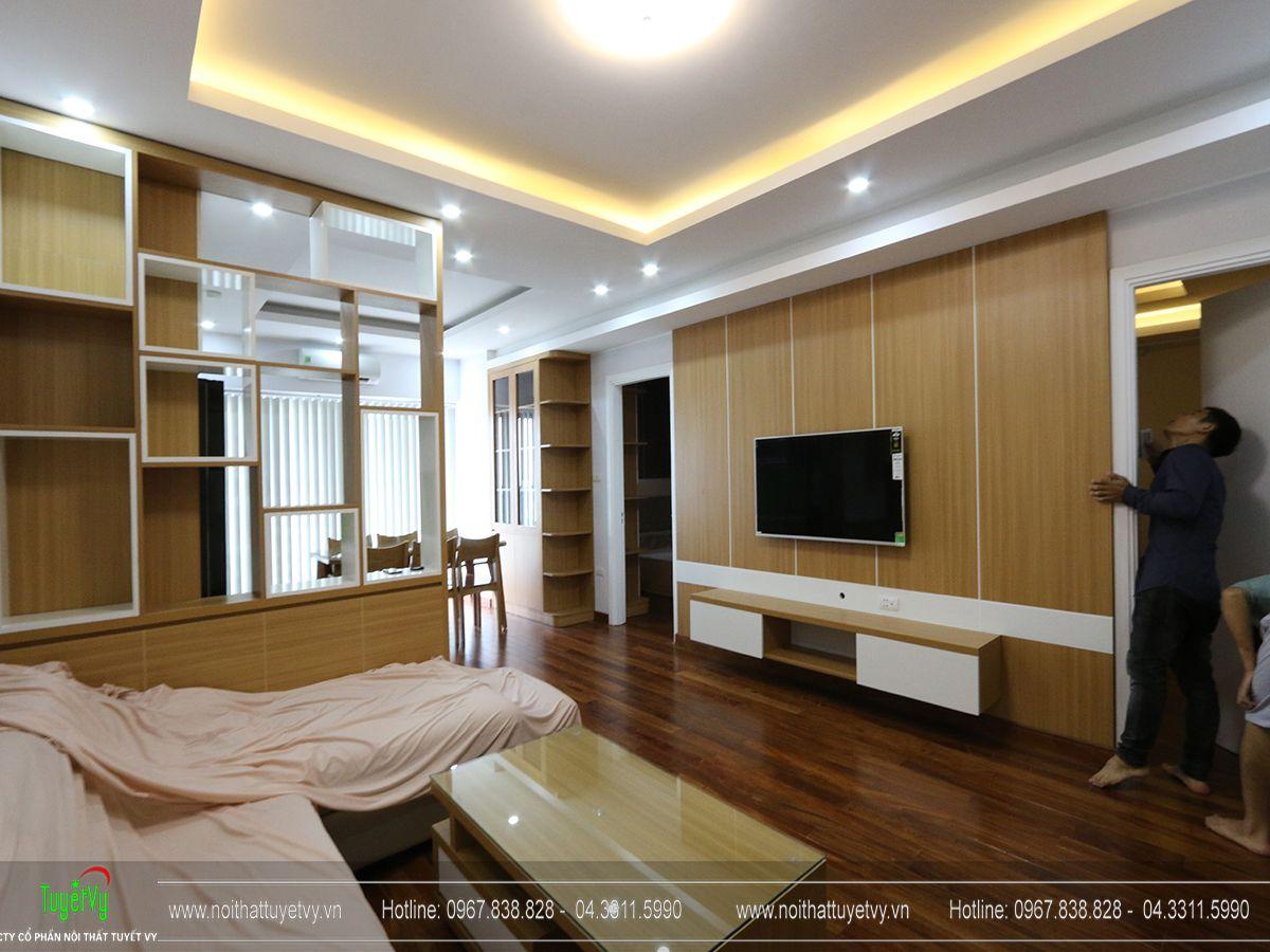Nội thất phòng khách meco complex 09
