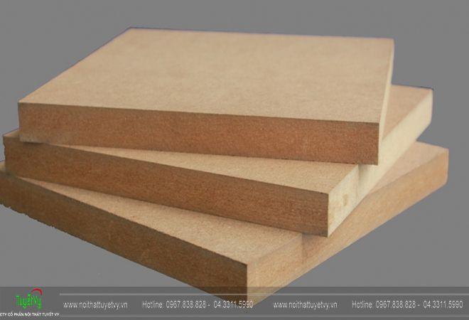Các loại gỗ công nghiệp 01