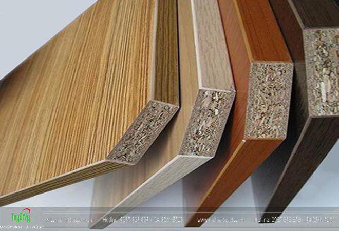 Các loại gỗ công nghiệp 04