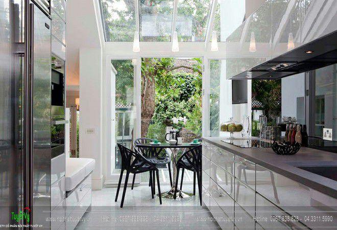 Không gian thư giãn trong ngôi nhà của bạn