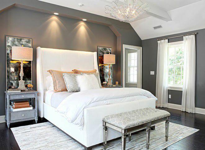 5 màu sơn trung tính trong nội thất phòng ngủ 12