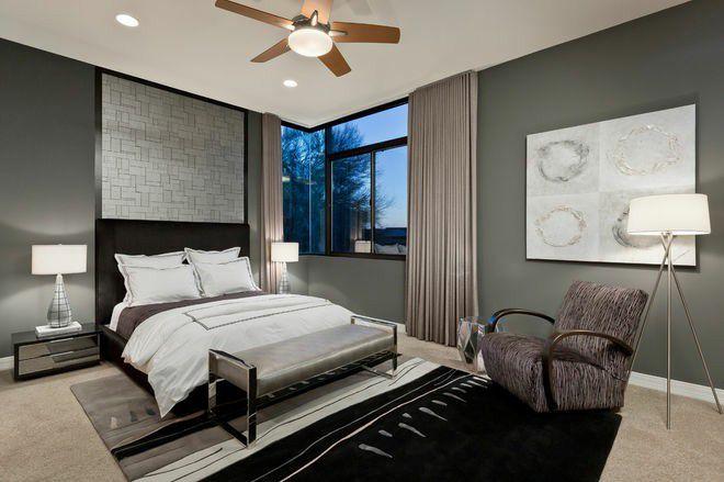 5 màu sơn trung tính trong nội thất phòng ngủ