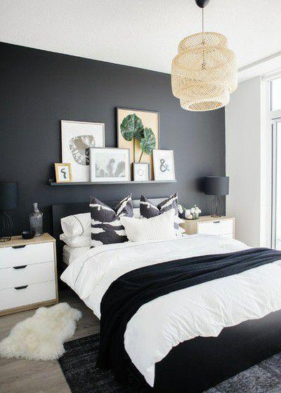 Xu hướng nội thất-đệm giường ngủ màu trắng 1