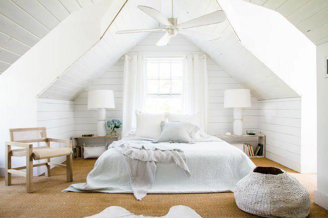Xu hướng nội thất-đệm giường ngủ màu trắng 6