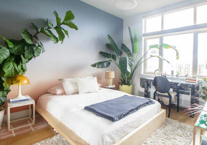 Xu hướng nội thất-đệm giường ngủ màu trắng 7
