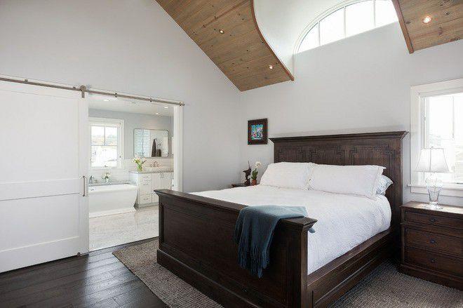 Xu hướng nội thất-đệm giường ngủ màu trắng 9